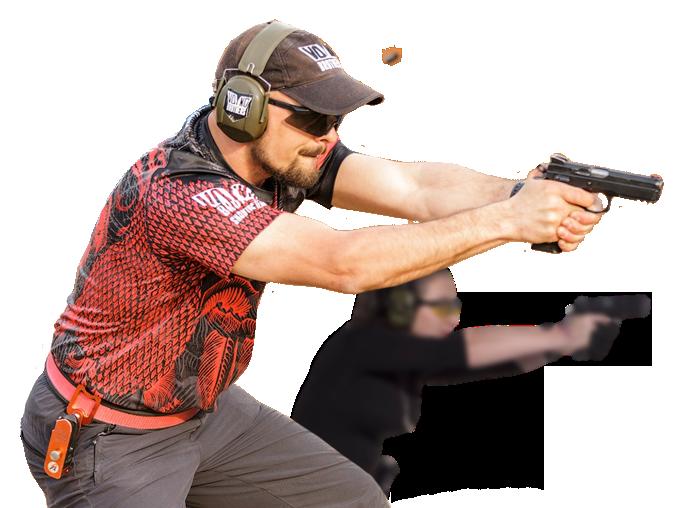 Эффективное обучение практической стрельбе
