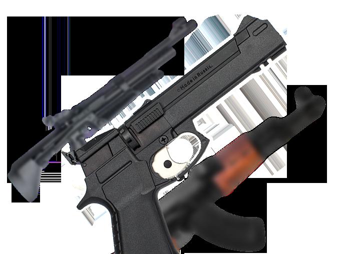 Стрельба из огнестрельного оружия