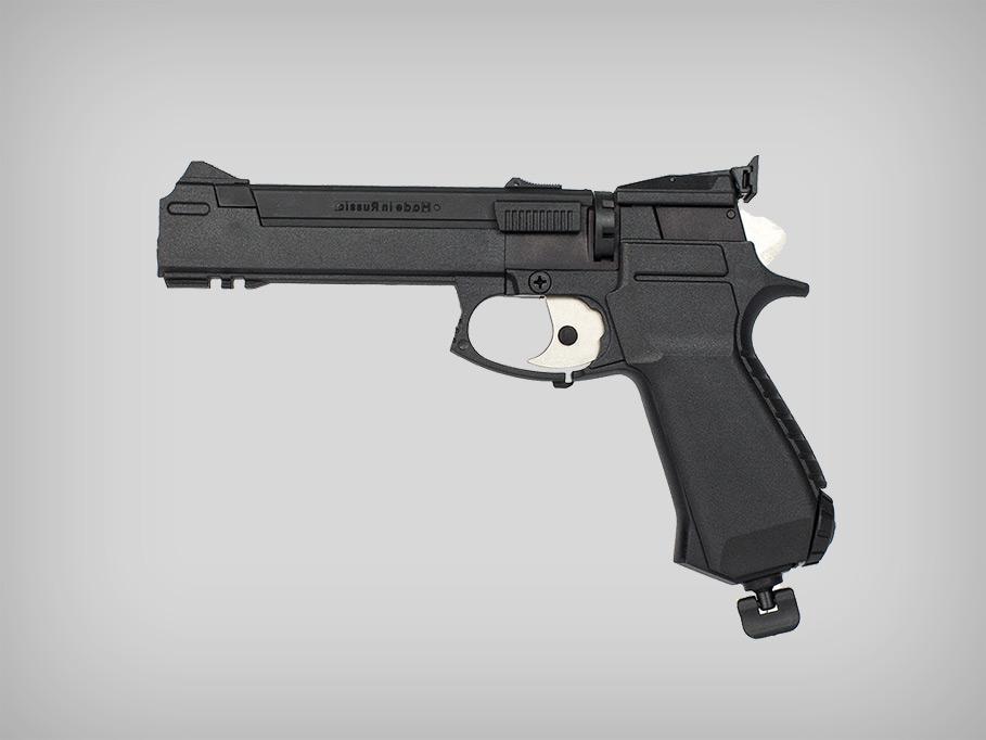 МР651К пистолет газобаллонный